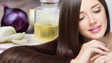 صورة أسرع وصفة هندية لتطويل الشعر وتنعيمه بطريقة طبيعية في المنزل