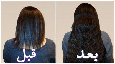 صورة وصفات هندية لتطويل الشعر بصورة طبيعية بدون كيماويات حتى لا تضر بوصيلة الشعر