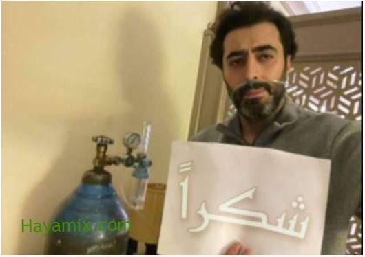 صورة الفنان باسم ياخور يكشف حقيقة وضعه الصحي