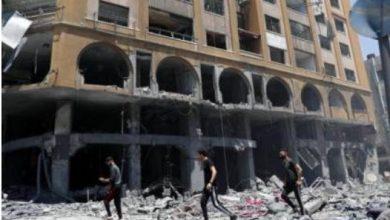 صورة اتصالات أوروبية لوقف التصعيد في غزة وزيارة مرتقبة لمبعوث بايدن