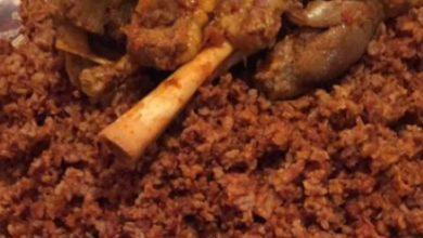 صورة طريقة عمل الأرز الحساوي بطريقة سهلة وبسيطة