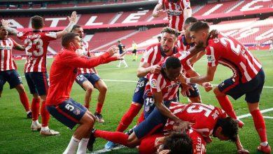 صورة موعد مباراة أتلتيكو مدريد وبلد الوليد والقنوات الناقلة مجانا وترتيب الدوري الأسباني