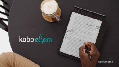 Kobo Elipsa .. قارئ إلكتروني بقياس 10.3 إنشات