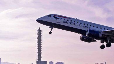 صورة London City .. أول مطار يتحكم في الحركة الجوية عبر برج رقمي