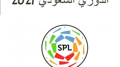 صورة المباريات المتبقية في الدوري السعودي 2021 بالمواعيد وأحدث تردد قناة السعودية الرياضية الناقلة