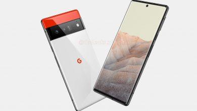 Pixel 6 Pro من جوجل قد يحتوي على كاميرا ثلاثية