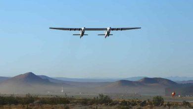 صورة Stratolaunch تكمل ثاني رحلة لأكبر طائرة في العالم