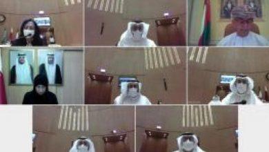 """صورة وزراء صحة """"التعاون الخليجي"""" يعتمدون التطبيقات المرتبطة بـ""""كورونا"""" للتنقل بين دول المجلس"""