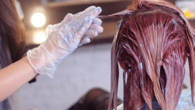 صورة بلون أحمر جذاب تألقي طريقة صبغ الشعر في البيت بمكونات طبيعية ورخيصة بدون ضرر