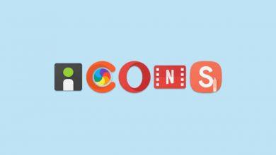أفضل حزم الأيقونات على جوجل بلاي لعام 2021