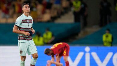 صورة بفضل رونالدوا بلجيكا تقود الحظ بالفوز في الـ16 لكأس أوروبا
