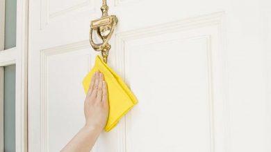 صورة خليط ساحر وممتاز لتنظيف وتلميع الحوائط والابواب من الاوساخ والاصفرار والبقع والشخابيط