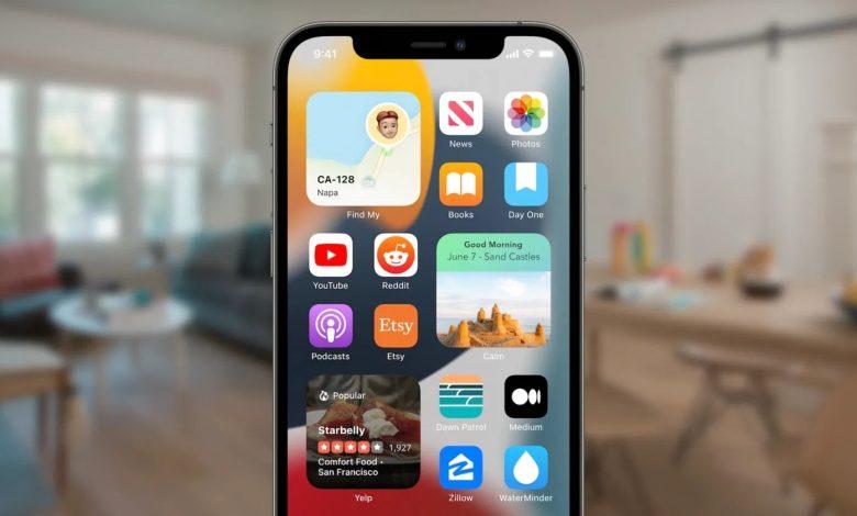 صورة حيل iOS 15 .. كيف تصنع نسخ من التطبيق