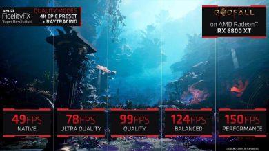 رد AMD على DLSS من إنفيديا يأتي هذا الشهر