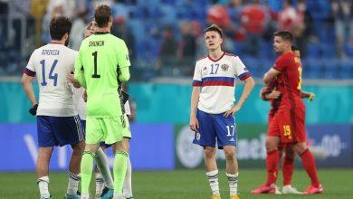 صورة روسيا تسجيل رقماً قياسياً بالسلب في كأس أوروبا
