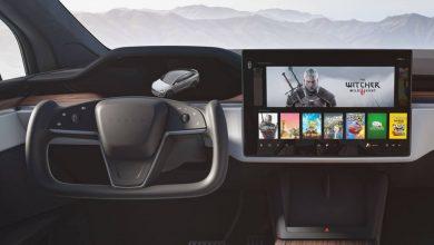 سيارات تيسلا تتضمن وحدات معالجة رسومات RDNA 2