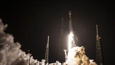 صورة شركة SpaceX تكمل المهمة رقم 125 بنجاح