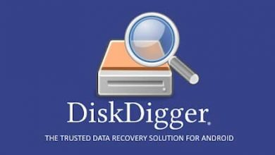 طريقة استعادة الصور المحذوفة من الأندرويد عبر DiskDigger