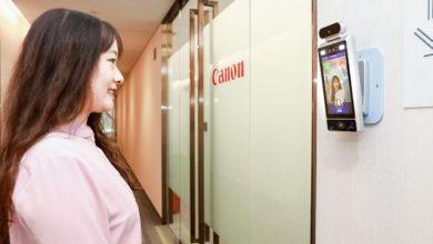 كاميرا من كانون لا تسمح إلا للموظفين المبتسمين بالدخول