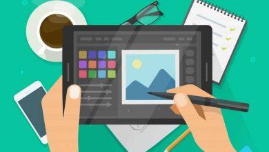 صورة كيفية الكتابة على الصور بدون تحميل أي تطبيقات خارجية أو زيارة مواقع