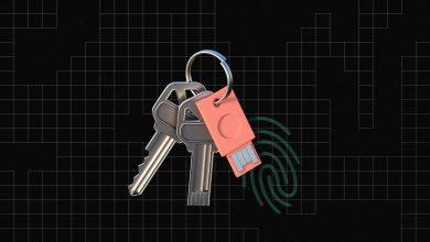 كيفية ربط مفتاح التوثيق الثنائي مع حساب فيسبوك وتويتر وجوجل.
