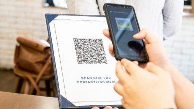 كيفية قراءة رمز الاستجابة السريعة باستخدام كاميرا هاتف أندرويد