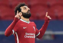 صورة ليفربول يفتخر بمحمد صلاح بعد هدفة الأخير