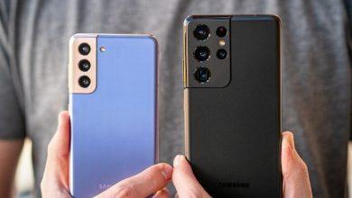 مبيعات هواتف 5G من سامسونج تنمو بسرعة