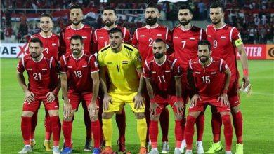 صورة موعد مباراة سوريا وغوام القادمة 0762021 والقنوات الناقلة في تصفيات أسيا المؤهلة لكأس العالم