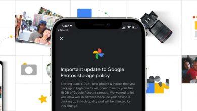 كيفية نقل الصور من Google Photos إلى iCloud