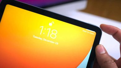 صورة نماذج آيباد قد تستخدم شاشات OLED في العام المقبل