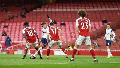 صورة من صاحب جائزة أفضل هدف في الدوري الإنجليزي