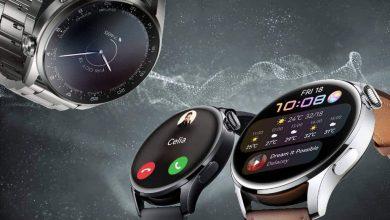 صورة هواوي تكشف عن Huawei Watch 3 مع نظام هارموني