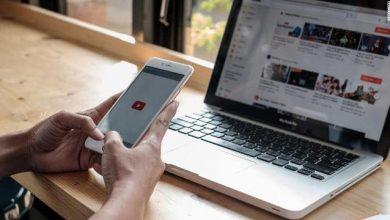 يوتيوب تحظر إعلانات الكحول من ترويسة الموقع