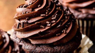صورة أسهل طريقة عمل كب كيك الشوكولاتة بكل أسرار نجاحها