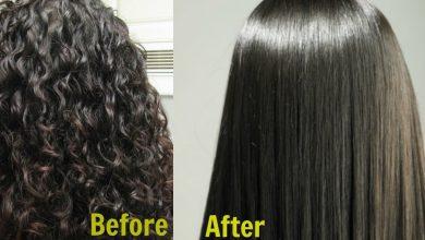 صورة الخميرة كيس سحري لفرد الشعر الخشن جربيها في البيت بأقل تكلفة وهتنبهري بالنتيجة