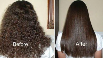 صورة في ساعتين خلطة هندية لتنعيم الشعر الخشن والجاف وجعله حرير من أول أستخدام