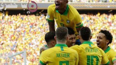صورة البرازيل تقترب من التأهل لكأس العالم في قطر 2022