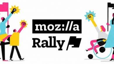 Rally من موزيلا تشارك بياناتك مع العلماء