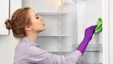 صورة المحلول السحري الرهيب لتنظيف الثلاجة من البقع والعفن والاصفرار وإعادتها جديدة مرة أخرى