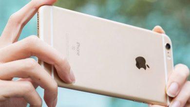 صورة iPhone 6S البالغ من العمر ستة أعوام يحصل على iOS 15