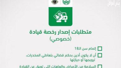 صورة إصدار رخصة القيادة بالسعودية إلكترونياً والخطوات بالتفاصيل