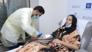صورة بالتعاون مع «التخصصي» ..«المرجان» تطلق حملة للتبرع بالدم