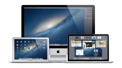 آبل توفر Mac OS X Lion و Mountain Lion مجانًا