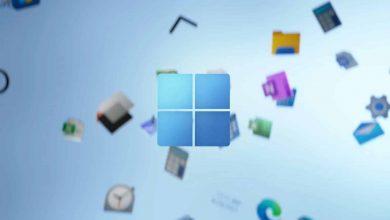 أبرز التغييرات البصرية في ويندوز 11