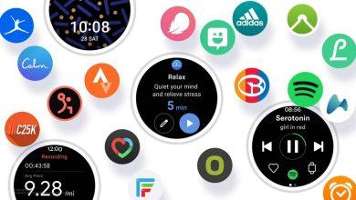 أهم مميزات Wear OS 3.0 من سامسونج وجوجل