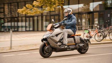 بي إم دبليو تصنع الدراجة الكهربائية CE 04