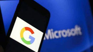 جوجل ومايكروسوفت تقاضيان بعضهما بعضًا مرة أخرى