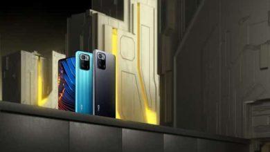 شاومي تعلن عن هاتف Poco X3 GT الجديد