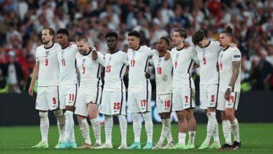 فيسبوك وتويتر تواجهان انتقادات بسبب لاعبي إنجلترا